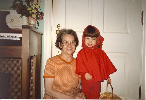 Halloween 1984 - Little Red Riding Hood