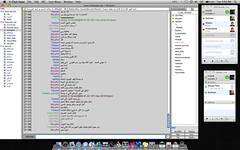 Apple event IRC gathering (MacSaudi) Tags: apple event gathering irc channel freenode   milyani