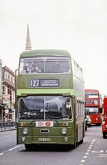 AN 300 (cybertect) Tags: bus canonav1 surrey 1986 lrt parkroyal wallington route127 londonregionaltransport canonfd50mmf18 londoncountry epsonv700 leylandatlantean an300 scd737n