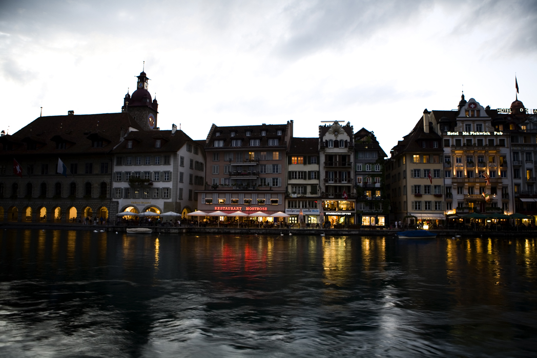 in Lucerne, Switzerland