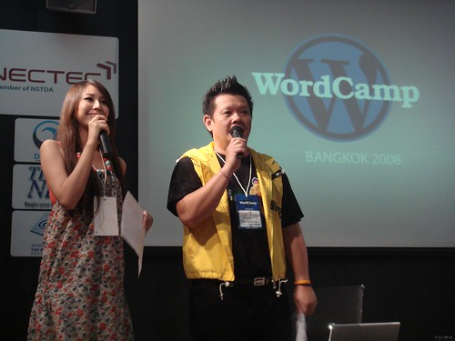 WordCamp Bangkok 2008