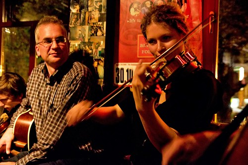 17. Irische Tage Jena - WarmUp - Traditional Irish & Folk Session