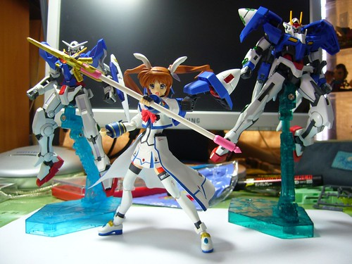 We are GUNDAMS!!!