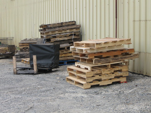 recycle pallets too Frederick MD