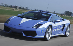 Polizia Lamborghini Gallardo LP560