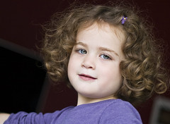 curls (richietown) Tags: portrait topv111 canon hair children kid child curls curly 30d 50mm18 mywinners richietown