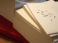 Inspiration (leilalampe) Tags: silkscreen bookbinding inspirations corrupiola