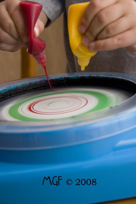 Spin Art B