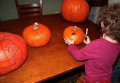 PumpkinsBefore
