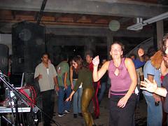 C1320 (giulianross333) Tags: girls party leather dancing skirt miniskirt pelle leder leatherskirt leatherpants cuir partygirls
