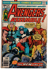Avengers 151 (Todd Wilson) Tags: comics marvelcomics avengers theavengers