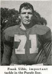 Frank Uible '57 in 1955 (ledges) Tags: williamscollege