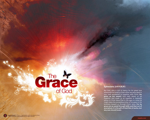 The Grace of God by SeraphimChris.