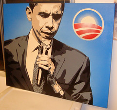 """and the task that lay ahead"" (STENZSKULL) Tags: blue original portrait streetart art painting artwork stencil election montana paint propaganda senator president political whitehouse spray popart mtn layer microphone spraypaint mic campaign democrat obama multilayer barackobama barack handcut photoreal montanacolors 08ama mtncolors obamaart obamastreetart o8ama stenzskull electiongraphics obamart"