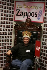 Visit to the Zappos office