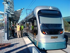 Exciting Assignment - Light Rail!