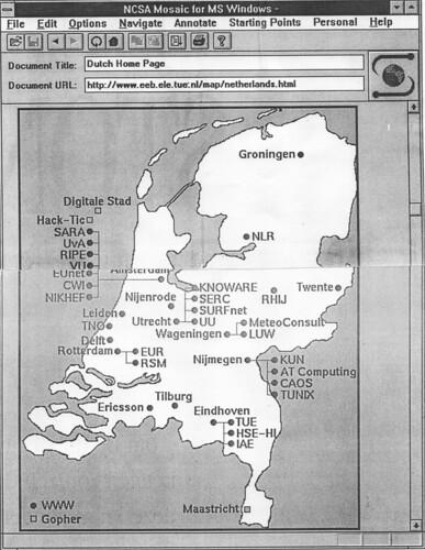 Internet werkstuk 1995