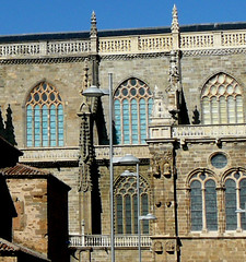04 Astorga Katedra (Teresa Janina Czekaj) Tags: astorga caminofrancs