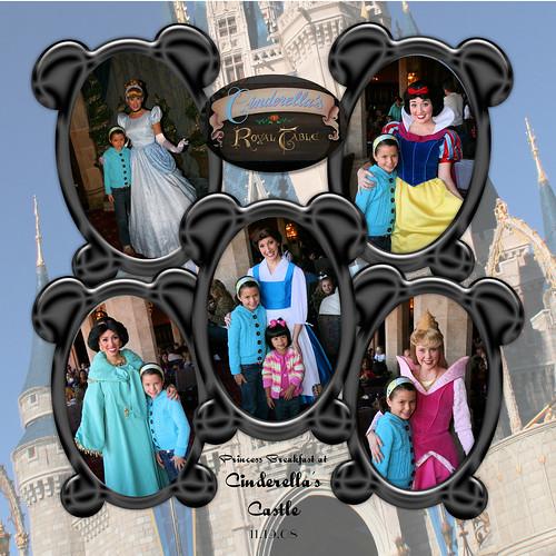 111908 Disney Princess Breakfast