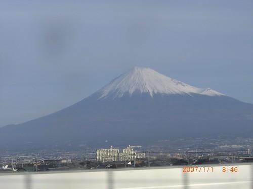 富士山/Mt. Fuji