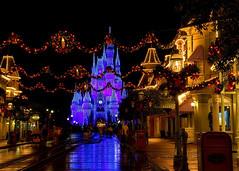 Disney - Christmas on Main Street USA (Explored)