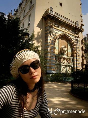 你拍攝的 St-Germain des Pres。