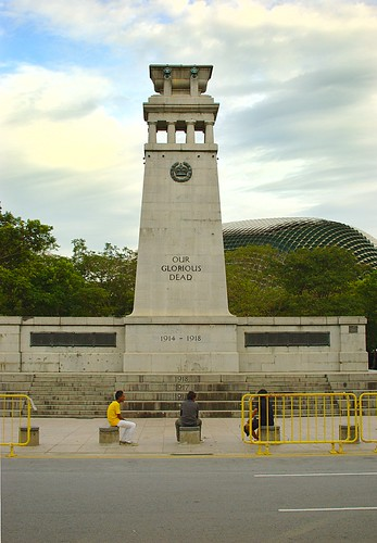 cenotaph visible