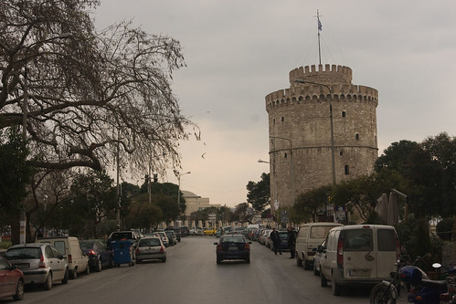 Sightseeing tour @ Thessaloniki