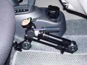 ขาตั้งกล้องในรถ