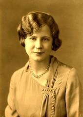 Mary Jane (Janie) Barker (1908-1994)