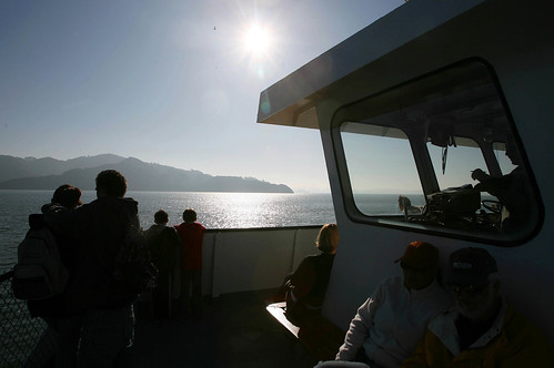 Angel Island (Jane Tyska, Contra Costa Times)