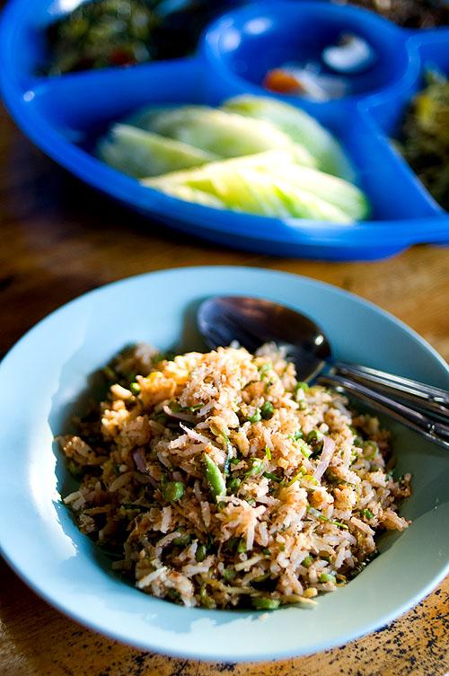 A dish of khao yam, Ko Yao Noi, Thailand