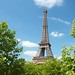 Eiffel Scene - Click thumbnail for image options