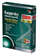 Kaspersky Internet Security Special Edition for Ultra-Portables