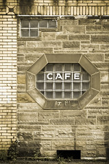 Cafe (the world seen through my eyes) Tags: summer usa nikon pittsburgh pa 2009 braddock d300 steelcity ungessed guesswherepittsburgh lreyesgonzalez