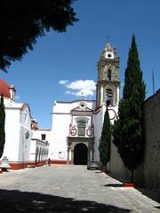 Ex convento de Huamantla
