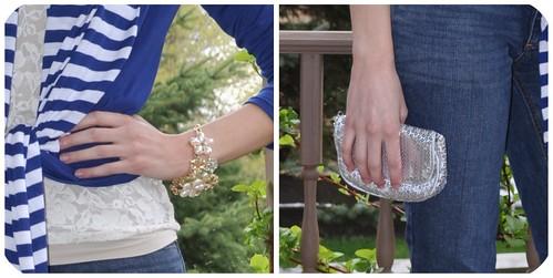 Kayla Brooch Bracelet