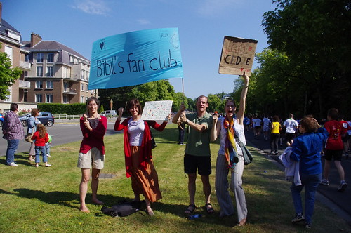 20 km de Bruxelles: le fan club
