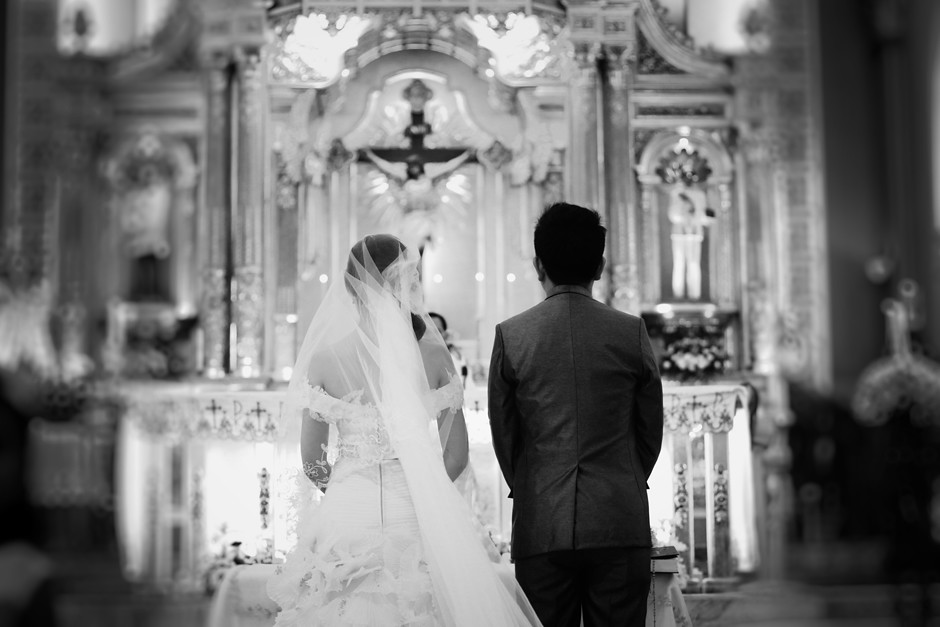 Cebu Cathedral Wedding, Cebu Wedding Photography