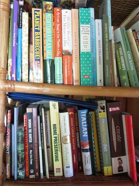 The Leftover Queen's Cookbooks