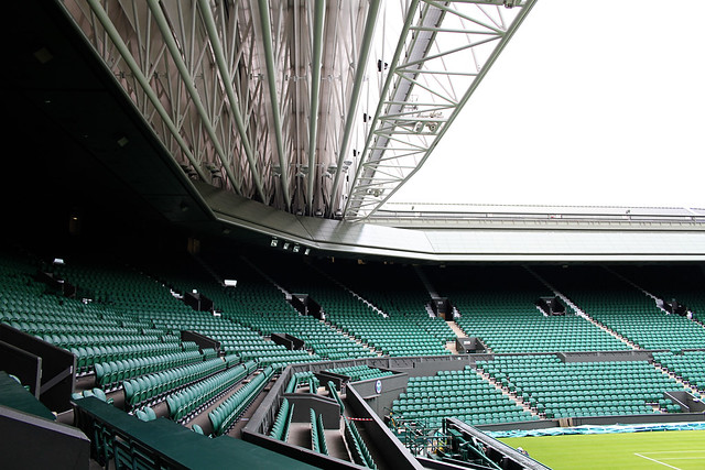Wimbledon Centre Court roof