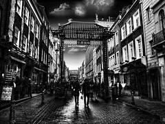 Chinatown .. London