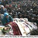 Summer Uprising 2010 - Body of Martyr Mushtaq Ahmad