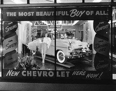 auto old classic chevrolet car washington antique picture convertible showroom tacoma forties 1949 dealer