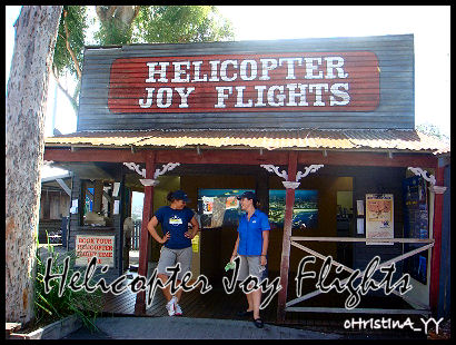 Helicopter Joyflights