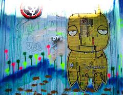 office wall (alan shapiro photography) Tags: streetart illustration grafitti spraypaint 2010alanshapiro alanshapirophotography wwwalanwshapiroblogspotcom 2010alanshapirophotography