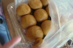 10円まんじゅう×30個 / Bun of ten yen