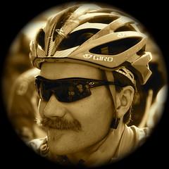 Dave Z's magic mustache