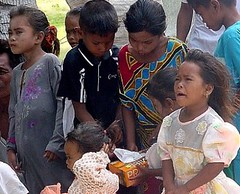 Borneo Sea Gypsy Children