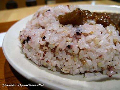5479大阪無印良品十穀米飯